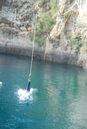 water-jump
